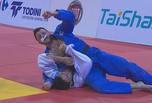 Judo: Final day of the 2018 Tunis Grand Prix