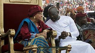 [LIVE] Liberia's historic presidential inauguration: Weah in, Sirleaf out