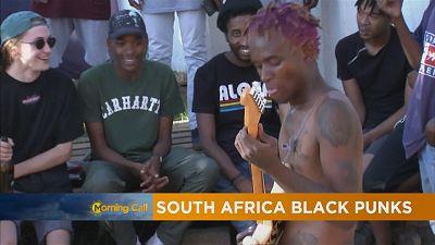La mode Punk renaît en Afrique du sud [The Morning Call]
