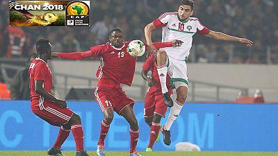 CHAN-2018 - Groupe A : Maroc et Soudan, déjà qualifiés, terminent sur un nul