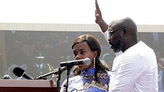 Ex-soccer star George Weah sworn in as president of Liberia