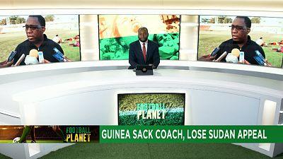 Guinea coach Bangoura first CHAN 2018 casualty [Football Planet]