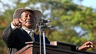 Museveni defends death penalty plans as N.G.Os protest
