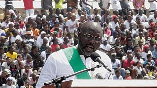 President George Weah lays out his agenda for Liberians