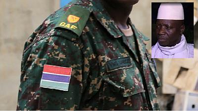 Top Jammeh generals arrested after sneaking back into The Gambia