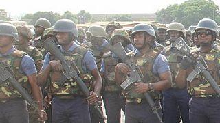 Ghana police hunts for fugitives after deadly jailbreak at district HQ