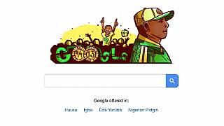 Stephen Keshi: Google honours ex-Nigeria AFCON legend