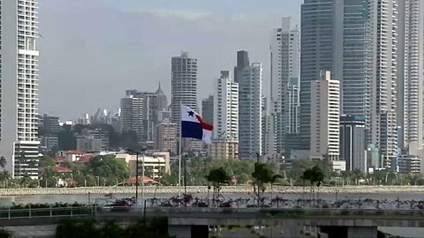 Steuerparadies Panama sagte Besserung zu.