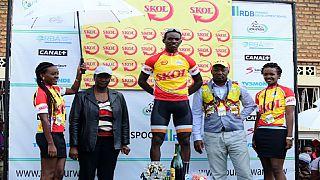 Tropicale Anissa Bongo : le vainqueur Joseph Areruya accueilli en héros à Kigali