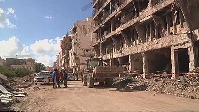 Double attentat devant une mosquée à Benghazi — Libye