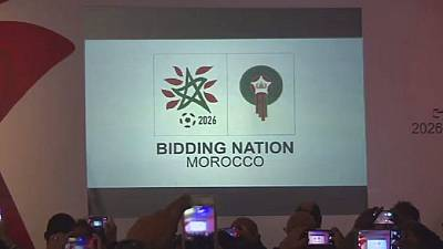 Morocco launches bid to host 2026 World Cup