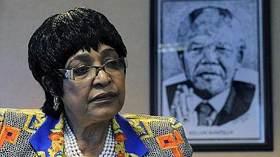 Winnie Mandela hospitalised, family confirms