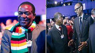 African leaders seek partnerships at World Economic Forum in Davos