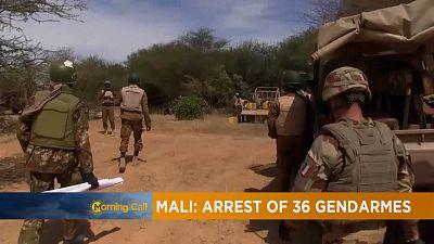 Mali : Arrestation de gendarmes déserteurs [The Morning Call]