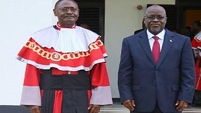 Tanzania Chief Justice warns politicians to stay off the judiciary