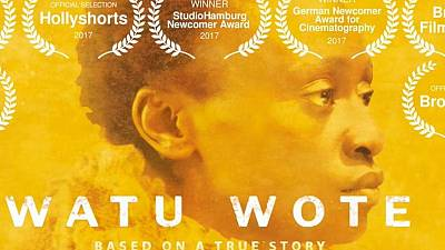 "Kenya's Oscar nominee ""Watu Wote: All of us"" premieres in Nairobi"