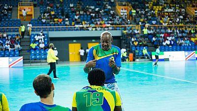 Gabon : Jackson Richardson, nouveau sélectionneur de l'équipe nationale de handball