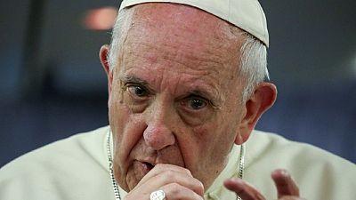 Le pape lance un appel à la fin des violences en RDC
