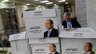 Egypt's Sisi launches presidential bid as rivals continue to 'fall'