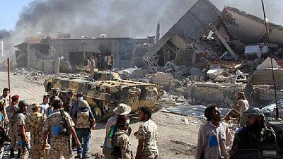 Libya: Deaths in Benghazi mosque car bombing rises to 35 - medics