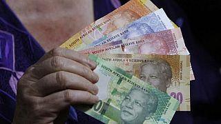 La nouvelle certitude politique de l'Afrique du Sud stimule le rand '' Kganyago''