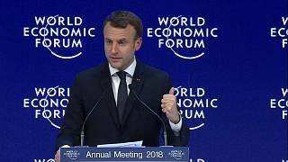 Davos 2018: Climate change, Europe's future, protectionism and globalisation top day two