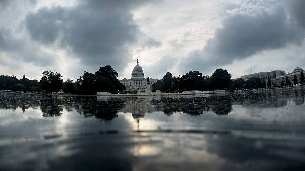 Image: The U.S. Capitol building in Washington