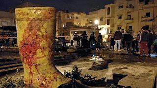 Des islamistes exécutés en Libye, en réponse à l'attentat de mardi dernier