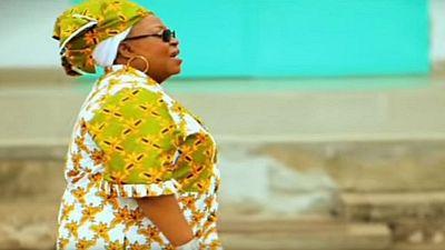 Gabon : Patience Dabany met en demeure une société de production pour un documentaire