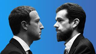 Jack Dorsey vs. Mark Zuckerberg: Why the clash of the tech titans matters