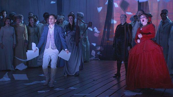 "Juan Diego Flórez debuts in fantastical ""Les Contes d'Hoffmann"""