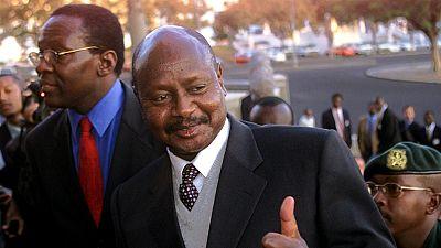 """Museveni apprécie """"le franc parler"""" de Trump"""