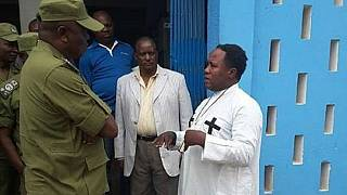 Tanzania's beer drinking and kissing 'prophet' mentally ill – police
