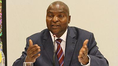 Centrafrique : Le président Touadera appelle à la fin des combats entre groupes rebelles