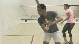 Egyptian squash players dominating the world