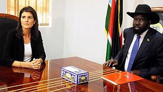 S. Sudan protests US envoy's remark that 'Kiir unfit to rule'