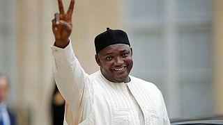 """La Gambie """"attend"""" 500 soldats supplémentaires de la force de la Cédéao (président)"""