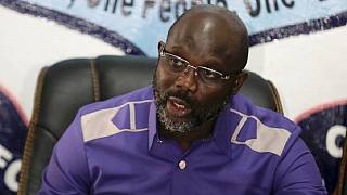 Liberia's George Weah issues financial directives