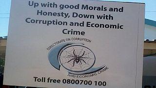 Botswana govt announces whistleblower lines in corruption combat