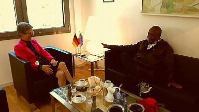 Ethiopia's Oromo leader meets German envoy over political developments