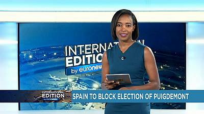 Spain to block election of Puigdemont, Davos: Importance of free trade [International Edition]
