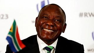 "Investors excited by ""new era"" in South Africa - Ramaphosa"