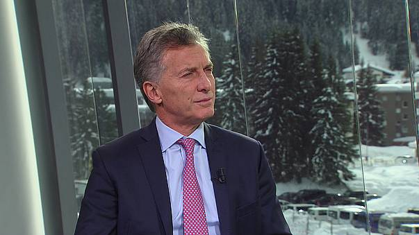 Mauricio Macri: Argentina is on a quest for growth