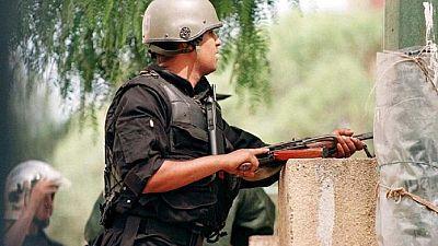 Algerian army kills seven Islamists