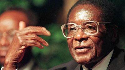 Zimbabwe : une entreprise de Mugabe sommée de déguerpir