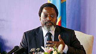 Kabila denies violence against protesters