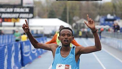 Ethiopians dominate Dubai marathon