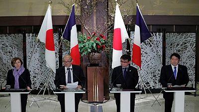 G5 Sahel : l'aide du Japon sollicitée