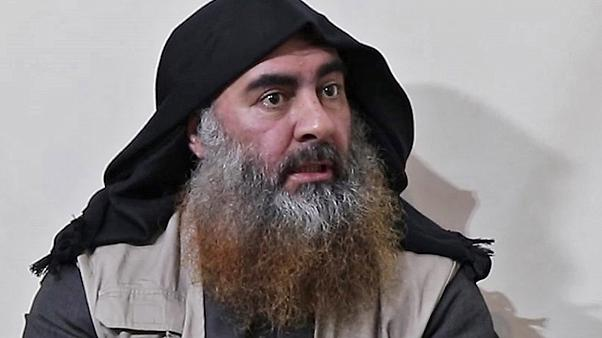 Image: FILES-US-IRAQ-CONFLICT-IS-BAGHDADI