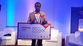 La meilleure startup africaine de l'année